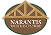 Нарантис - деревянные конструкции и фермы. Кровельные конструкции