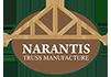 Narantis - medinės kosntrukcijos ir santavaros. Stogo konstrukcijos